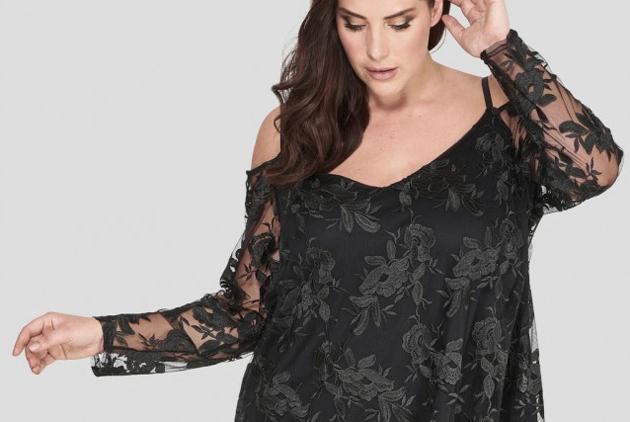 28773434 ... plus size-bluser, -toppe, -bukser og -tunikaer, der føres i  størrelserne 44-58. Det er smukke, feminine styles i bløde, smidige  materialer og gode ...