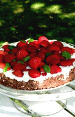 Alletiders Kogebog Jordbærtærte jordbærtærte uden ovn : opskrifter & råvarer - side 3 - kvindeguiden