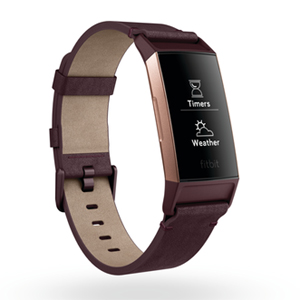 Fitness Tracker Fitbit Charge 3