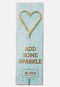 Add some sparkle