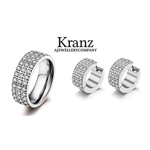 Ice Diamonds by Kranz